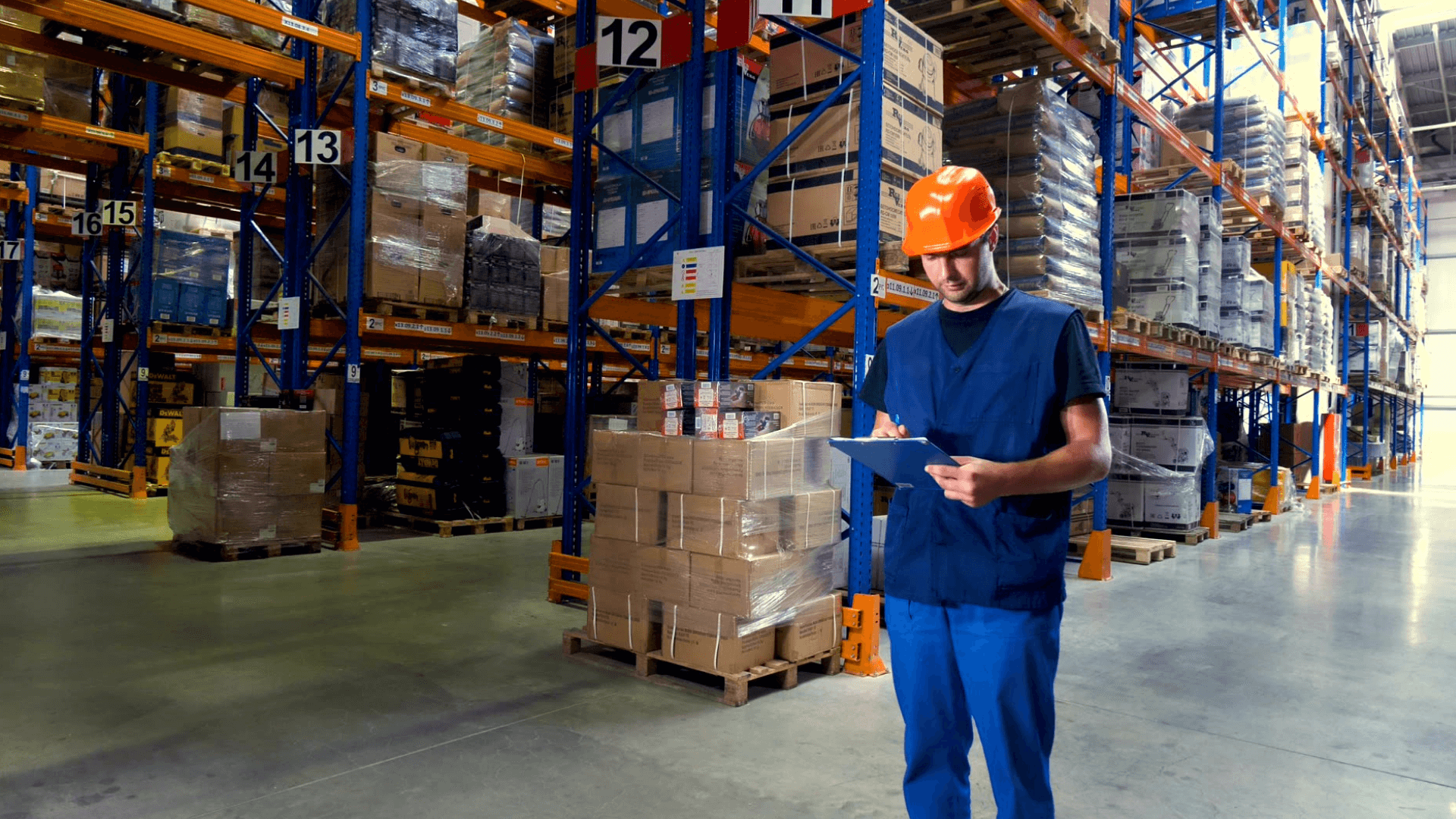 Are you ready to improve the operational efficiency of your warehouse and logistics?